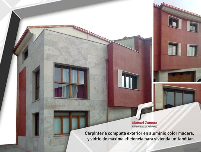 Edificio calles Arrabal